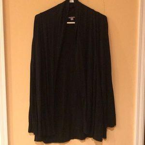 J Jill women's long cardigan style coat/sweater
